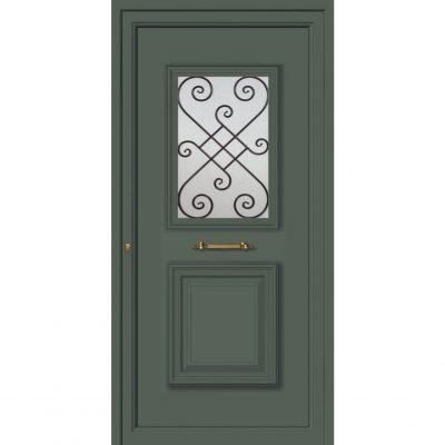 65041 Πόρτες εξωτερικές αλουμινίου ενεργειακές με υψηλή θερμομόνωση