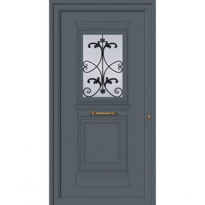 65046 Πόρτες εξωτερικές αλουμινίου ενεργειακές με υψηλή θερμομόνωση