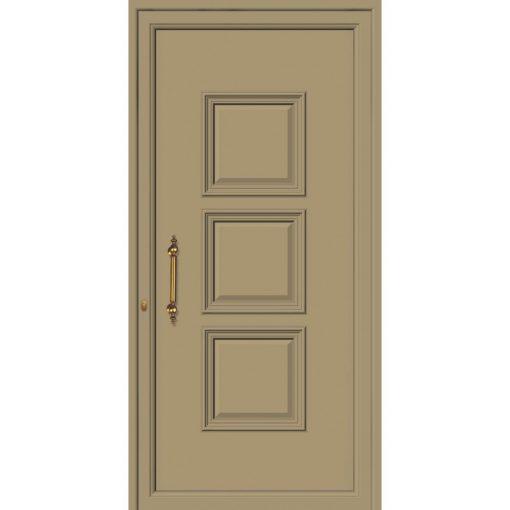Πόρτες εξωτερικές αλουμινίου ενεργειακές 65100