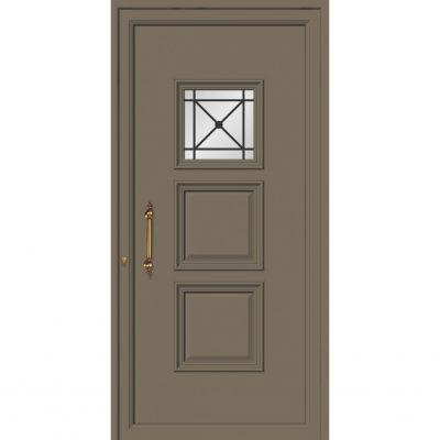 Πόρτες εξωτερικές αλουμινίου ενεργειακές 65101