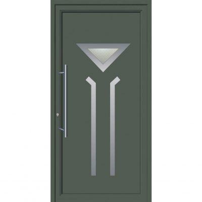 67086 Πόρτες εξωτερικές αλουμινίου ενεργειακές για πολυκατοικίες