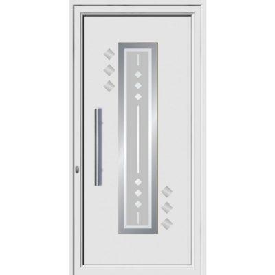 68002 πόρτες εξωτερικού χώρου Pvc exal