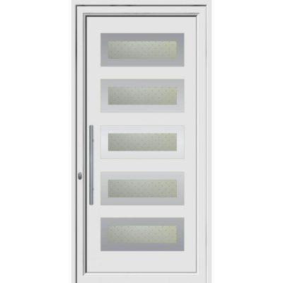 68013 πόρτες εξωτερικού χώρου Pvc exal