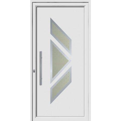 68019 πόρτες εξωτερικού χώρου Pvc exal