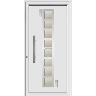 68021 πόρτες εξωτερικού χώρου Pvc exal
