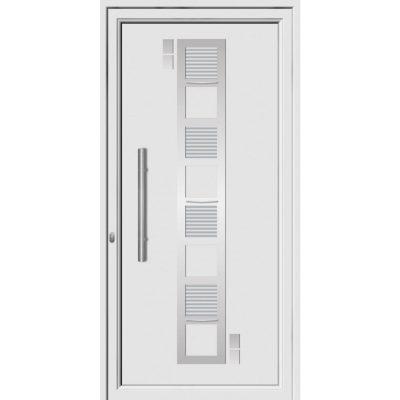 68032 πόρτες εξωτερικού χώρου Pvc exal