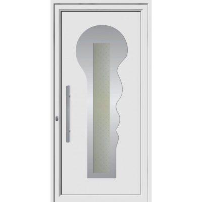 68038 πόρτες εξωτερικού χώρου Pvc exal