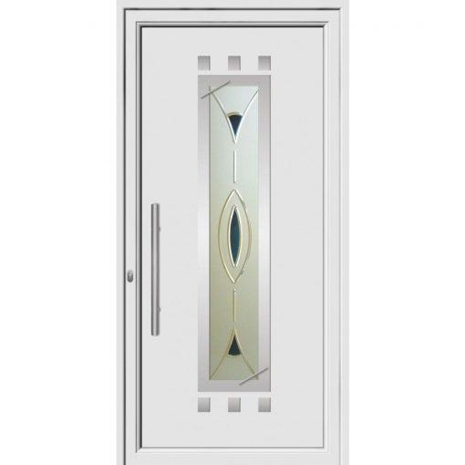 68044 πόρτες εξωτερικού χώρου Pvc exal