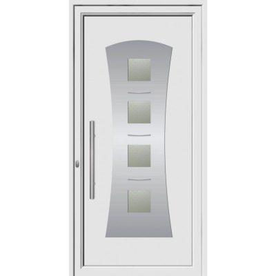 68061 πόρτες εξωτερικού χώρου Pvc exal