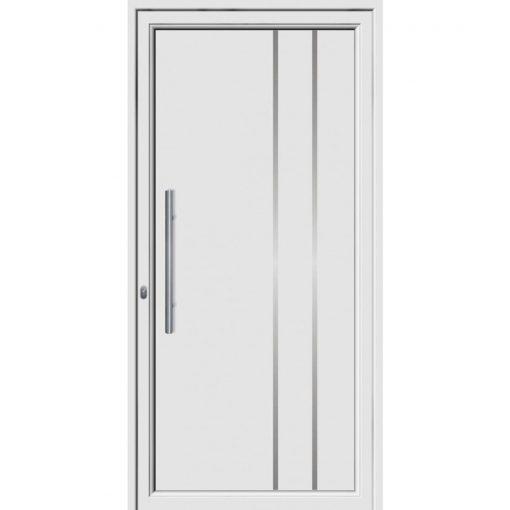 68068 πόρτες εξωτερικού χώρου Pvc exal
