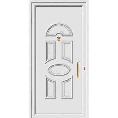 68080 πόρτες εξωτερικού χώρου Pvc exal