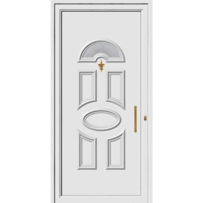 68081 πόρτες εξωτερικού χώρου Pvc exal