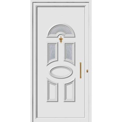 68082 πόρτες εξωτερικού χώρου Pvc exal