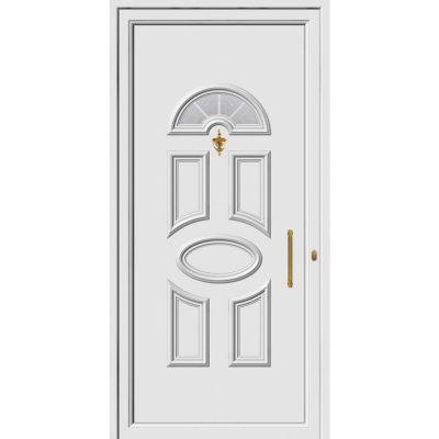 68083 πόρτες εξωτερικού χώρου Pvc exal