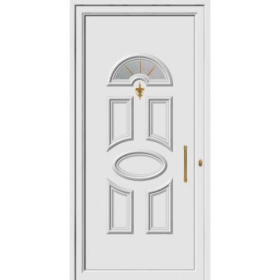 68085 πόρτες εξωτερικού χώρου Pvc exal