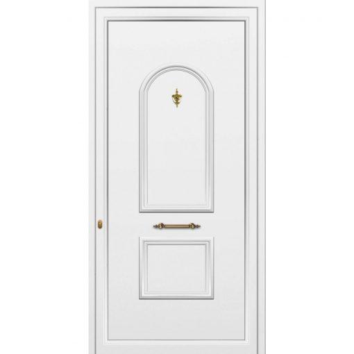 68360 Πόρτες εισόδου Pvc ενεργειακές exal για μονοκατοικίες