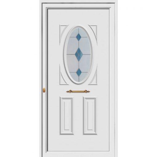 68552 Πόρτες εξωτερικές Pvc ενεργειακές με υψηλή θερμομόνωση