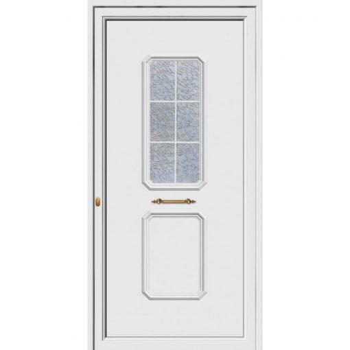 68561 Πόρτες εξωτερικές Pvc ενεργειακές με υψηλή θερμομόνωση