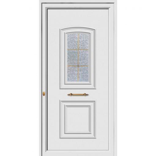 68621 Πόρτες εισόδου Pvc ενεργειακές exal