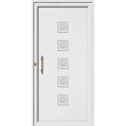 68662 Πόρτες εξωτερικές Pvc ενεργειακές