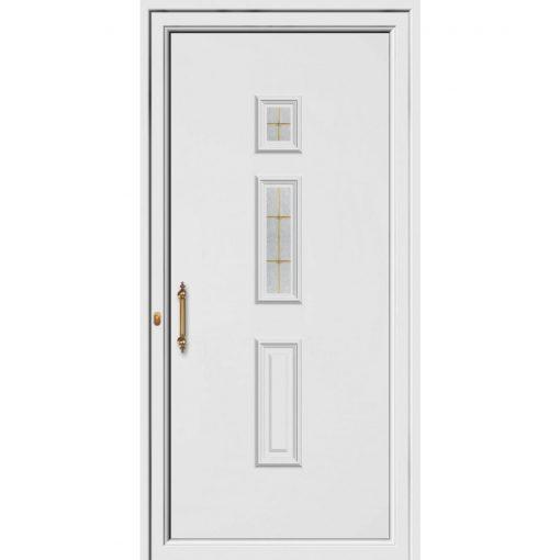 68675 Πόρτες εξωτερικές Pvc ενεργειακές