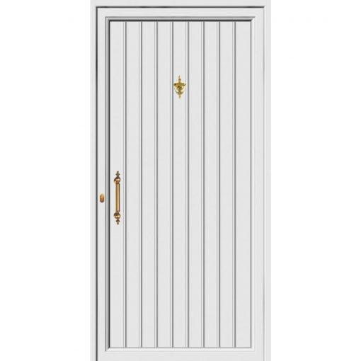 68910 Πόρτες εξωτερικές Pvc ενεργειακές