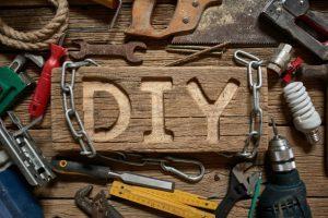 Δοκιμάστε την DIY διακόσμηση στο σπίτι σας