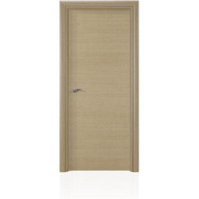 εσωτερική πόρτα σπιτιού δρυς