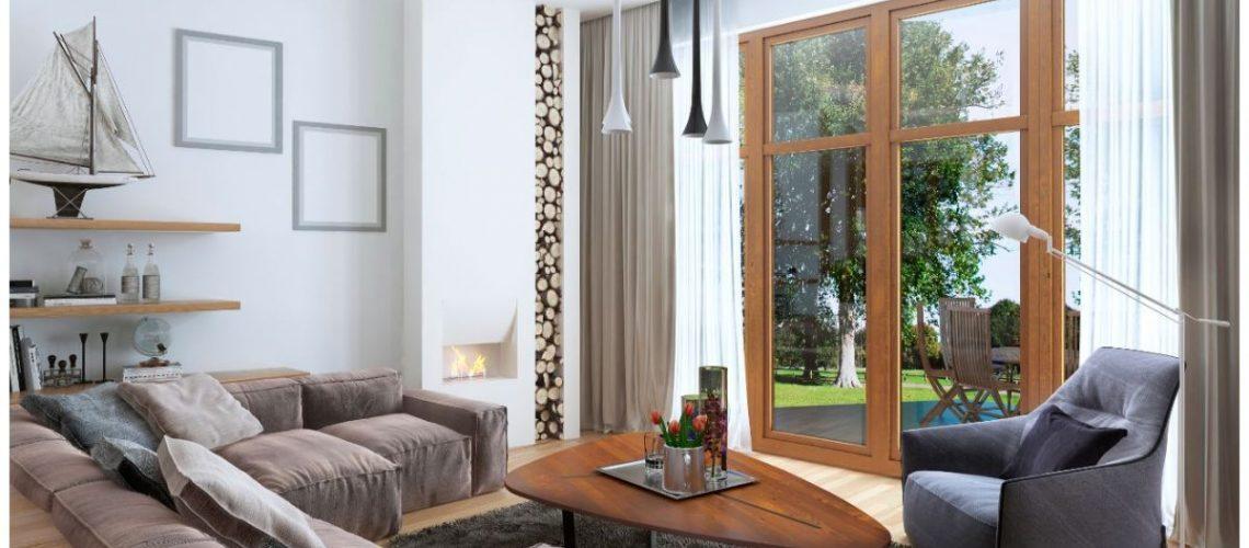 Τα κουφώματα αλουμινίου και η διακόσμηση του σπιτιού μας