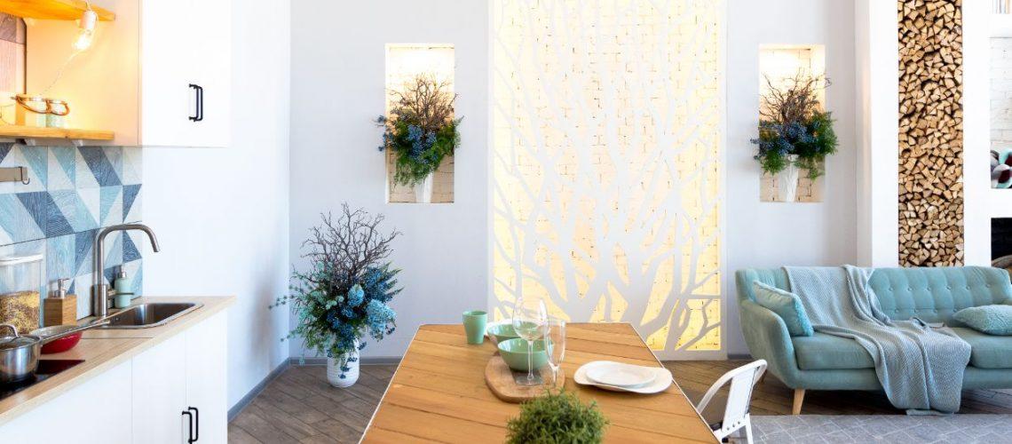 Γνωρίστε τη δύναμη των χρωμάτων και των υλικών στην ανανέωση & διακόσμηση του σπιτιού μας