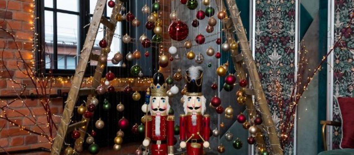 Ανακαλύψτε μια εναλλακτική διακόσμηση Χριστουγέννων