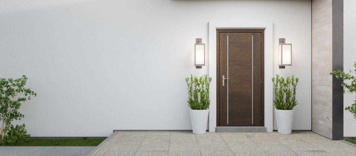 Επιλέξτε πόρτες εισόδου αλουμινίου: Ο απόλυτος οδηγός
